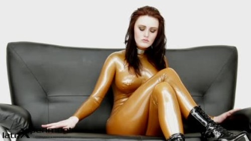 Latex Catsuit, Rubber Gimp, Leather Fetish Sex 239