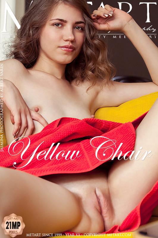 Jasmina Yellow Chair    (2019-10-12)