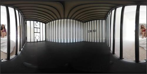 Cuckyhump In The Cage (360 Virtual Reality) - Cruel Girlfriend  - iwantclips