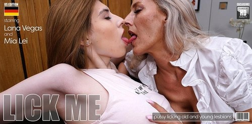 Hot Babe Mia Lei Learns How To Orgasm From German Milf Lana Vegas [HD]