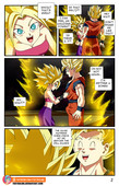 FoxyBulma - Saiyan Love (Dragon Ball Super XXX hentai) Ongoing!
