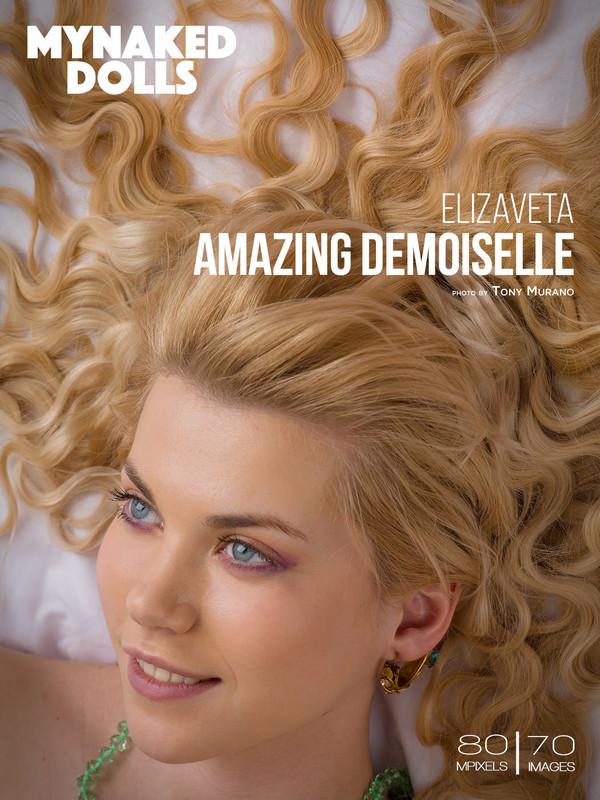 Elizaveta - Amazing demoiselle  (2019-10-15)