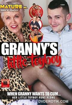 Grannys Little Toyboy