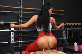 Romi Rain Spotting Her Ass