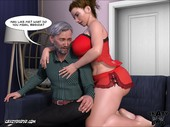 CrazyDad3D - Father-in-Law at Home 6