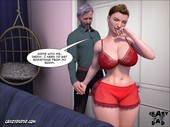 CrazyDad3D - Father-in-Law at Home 7