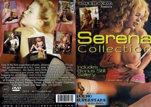 Serena Blaquelord, Jamie Gillis, John Holmes - Porno Superstars Of The 70S Serena Collection (SD)